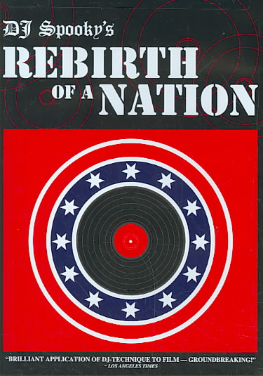 REBIRTH OF A NATION BY DJ SPOOKY (DVD)
